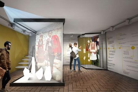 """Nabava opreme stalnog postava na projektu """"Revitalizacija i uređenje Zavičajnog muzeja Benkovac"""" u sklopu intervencijskog plana"""