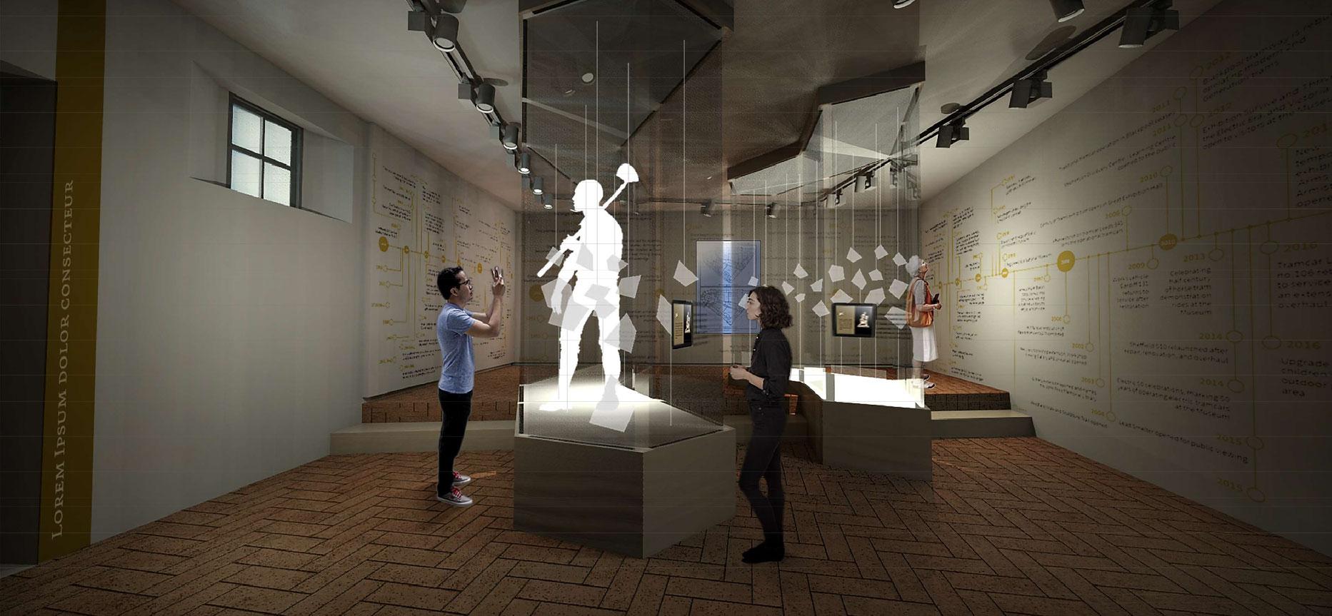 Projekt stalnog postava Zavičajnog Muzeja Benkovac